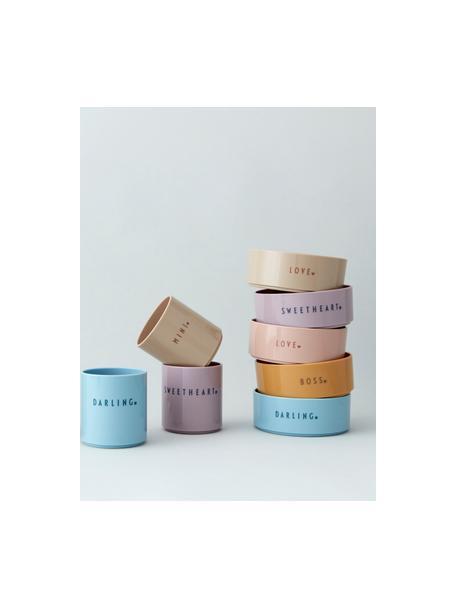 Kinderkom Mini Favourite, Tritan (kunststof), BPA-, BPS- en EA-vrij, Roze, Ø 11 x H 5 cm