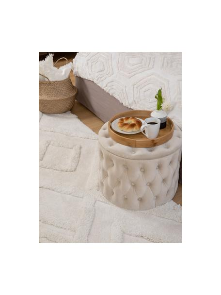 Porzellan-Tassen Delight in Weiß, 2 Stück, Porzellan, Weiß, Ø 9 x H 10 cm