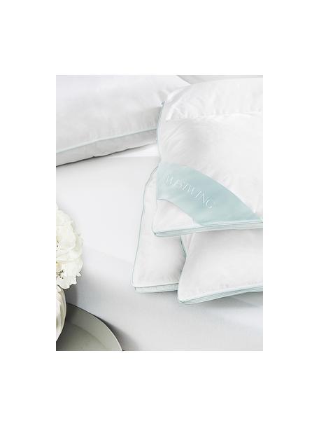 Daunen-Bettdecke Comfort, mittel, Hülle: 100% Baumwolle, feine Mak, mittel, 135 x 200 cm