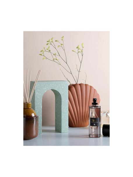 Vaso di design in gres Shell, Gres, Marrone, Larg. 18 x Alt. 20 cm