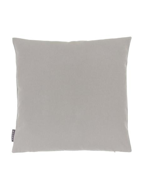 Poszewka na poduszkę zewnętrzną Blopp, Dralon (100% poliakryl), Jasny szary, S 45 x D 45 cm