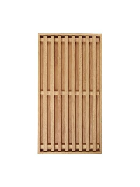 Tabla de cortar de madera Wood Light, Madera, Beige, L 43 x An 23 cm