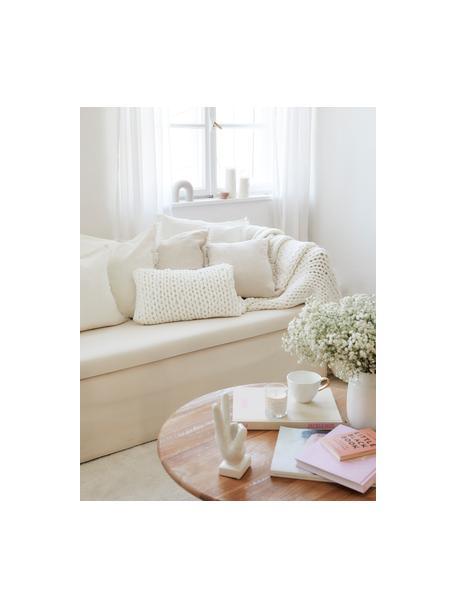 Kopje Good Morning in wit met goudkleurig handvat, Keramiek, Wit, goudkleurig, Ø 11 x H 8 cm