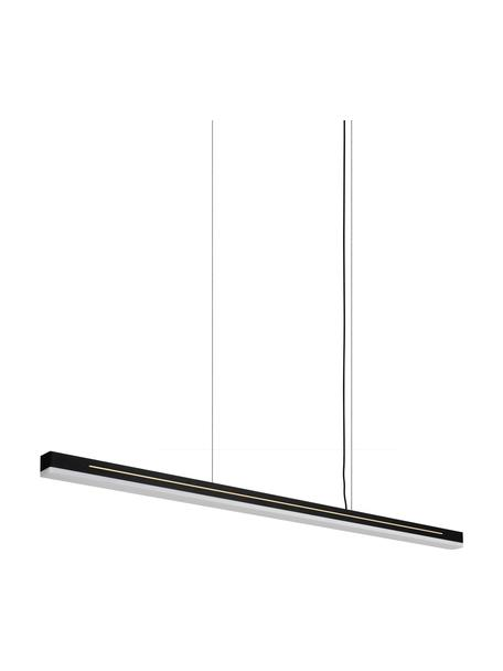 Lampa wisząca LED Skylar, Czarny, S 115 x W 4 cm