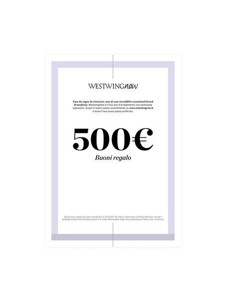 Buono regalo stampabile, Buono regalo digitale, dopo aver ricevuto il pagamento riceverai una e-mail con il link al tuo buono regalo. Basta salvare il file PDF e stamparlo, Turchese, 500