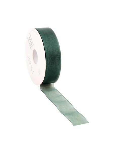 Wstążka prezentowa Origo, Poliester, Siedzisko: zielony Nogi: drewno dębowe, S 3 x D 5000 cm