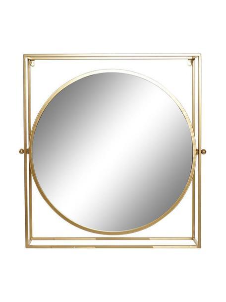 Espejo de pared Framed, Espejo: cristal, Dorado, An 68 x Al 72 cm