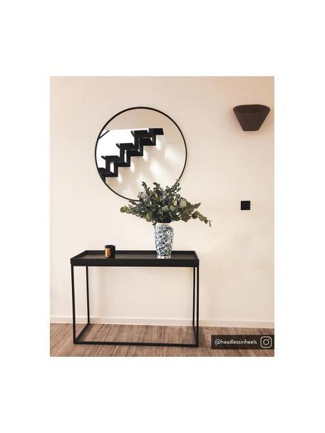 Konsola Pizzo, Stelaż: stal malowana proszkowo, Czarny, S 100 x G 34 cm