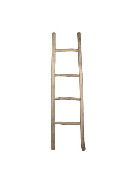 Toallero escalera de teca Token, Teca, Marrón, An 45 x Al 150 cm