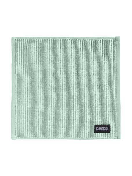 Reinigingsdoeken Basic Clean, 4 stuks, Katoen, Groen, 30 x 30 cm
