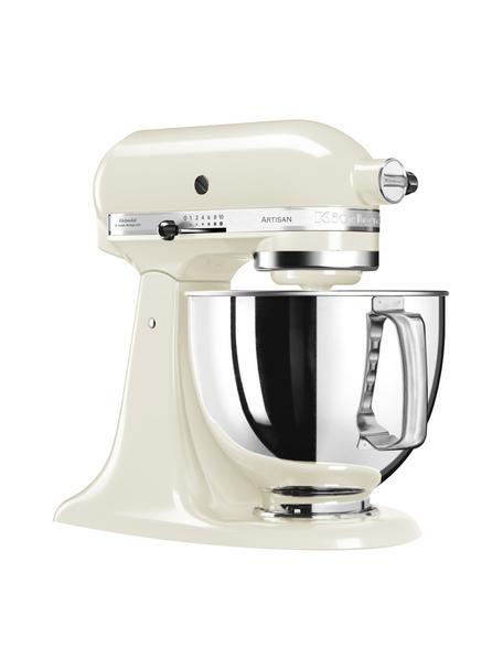 Küchenmaschine Artisan, Gehäuse: Zinkdruckguss., Schüssel: Edelstahl., Cremefarben, B 37 x T 24 cm