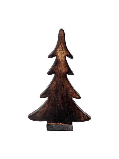 Pieza decorativa pino de madera Mong, Madera de mango, Madera de mango, An 17 x Al 28 cm