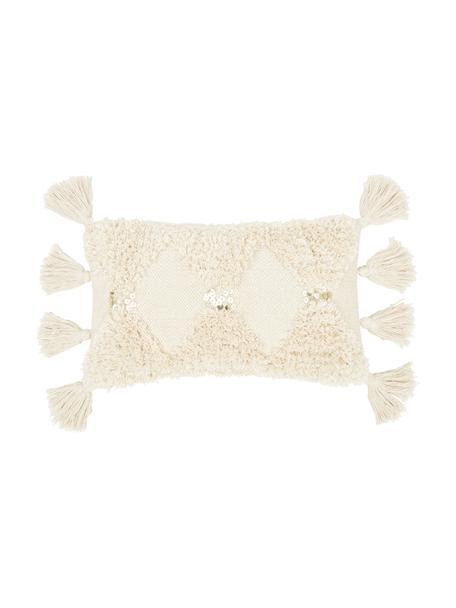 Poszewka na poduszkę Judith, 100% bawełna, Beżowy, S 30 x D 50 cm