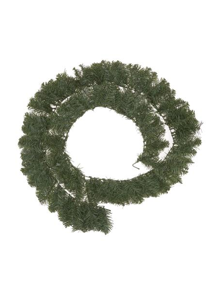 Ghirlanda Imperial, lung.270 cm, Materiale sintetico, Verde, Ø 25 x Lung. 270 cm