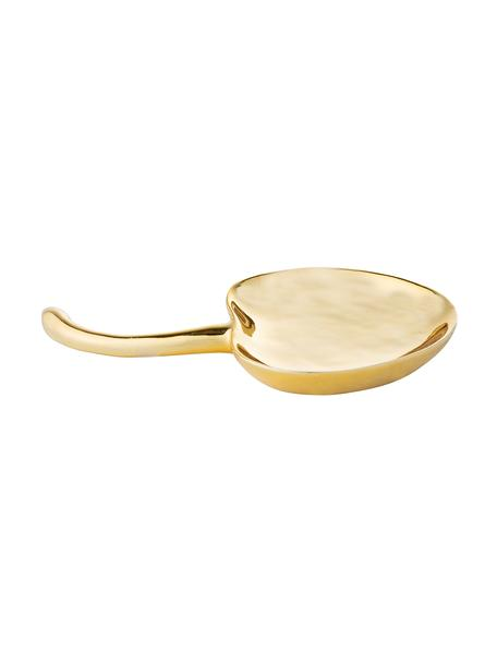 Miska dekoracyjna Cherry, Kamionka, Złoty, 18 x 10 cm