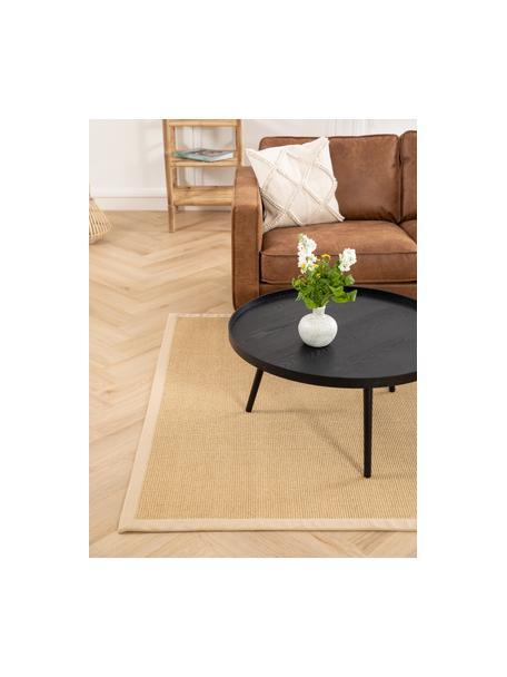 Handgefertigter Sisal-Teppich Nala, Flor: 100% Sisal, Beige, B 80 x L 150 cm (Grösse XS)