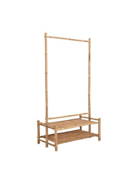 Kleiderständer Christianna, Bambus, Beige, 60 x 130 cm