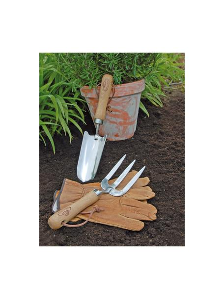 Komplet narzędzi ogrodniczych Gardenia, 4 elem., Drewno jesionowe, stal, S 36 x W 34 cm