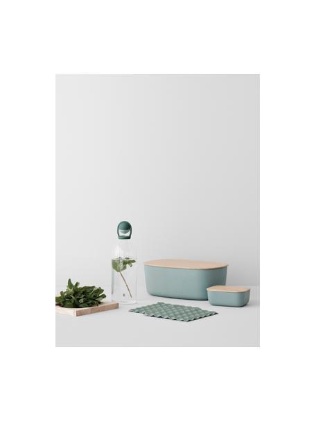 Waterkaraf Cool-It met sluiting, 1.5 L, Turquoise, transparant, H 31 cm
