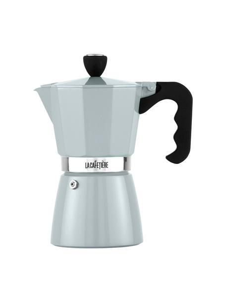 Kawiarka Classic, Aluminium, Miętowy, czarny, aluminium, 300 ml