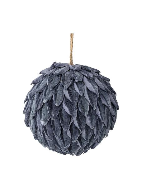 Kerstbal Zada Ø 11 cm, Blauw, Ø 11 cm