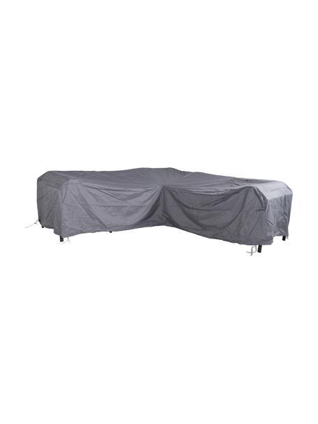 Gartenmöbel-Abdeckplane Patio, 100% Polyester, Grau, 254 x 66 cm
