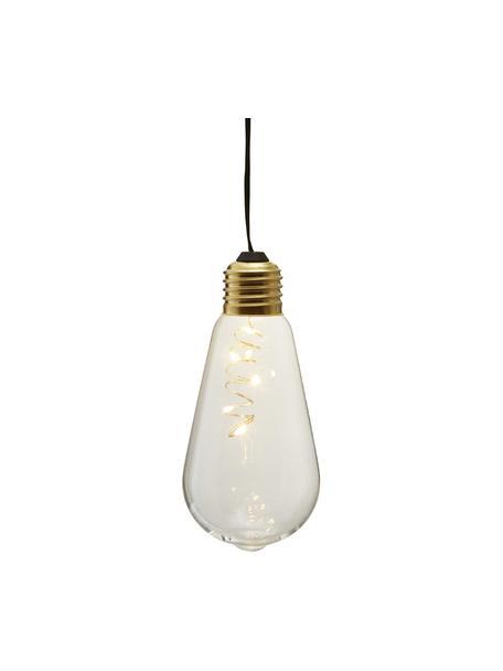 Lampa dekoracyjna LED Glow, 2szt., Transparentny, Ø 6 x W 13 cm