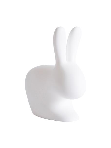 Mobiel dimbare tafellamp Rabbit, Lamp: kunststof (polyethyleen), Wit, 20 x 22 cm