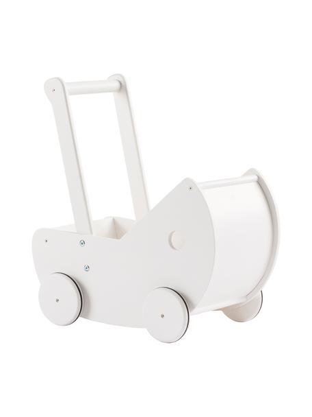 Puppenwagen Betty, Holz, Weiß, B 42 x T 26 cm
