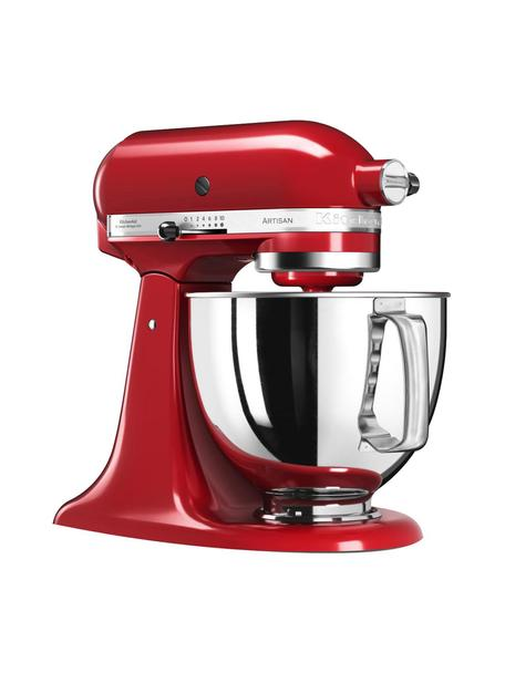 Robot da cucina Artisan, Ciotola: acciaio inossidabile, Rosso, Larg. 37 x Prof. 24 cm