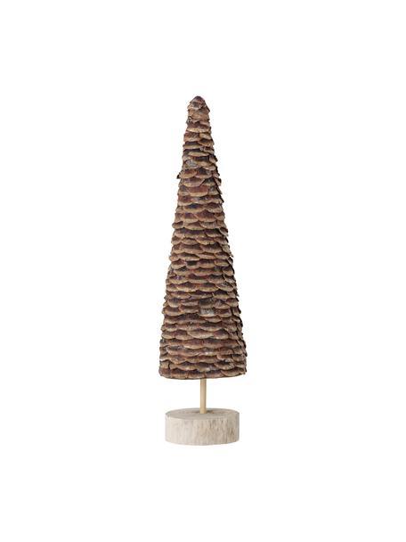Decoratief boompje Otu H 40 cm, Hout, Bruin, Ø 10 x H 40 cm