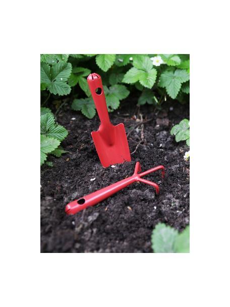 Planttroffel Cathy, Gecoat metaal, Rood, 5 x 20 cm