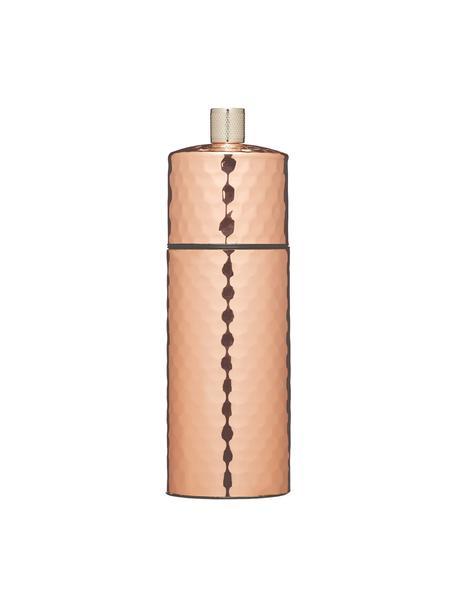 Molinillo de pimientaLuna, Grinder: cerámica, Cobre, Ø 5 x Al 15 cm