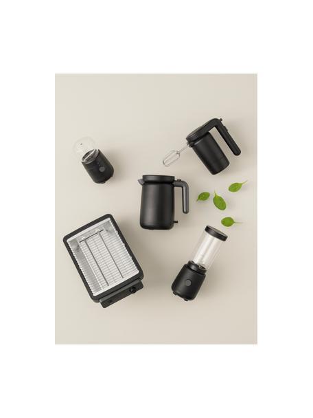 Mikser ręczny Foodie, Czarny, S 19 x W 17 cm