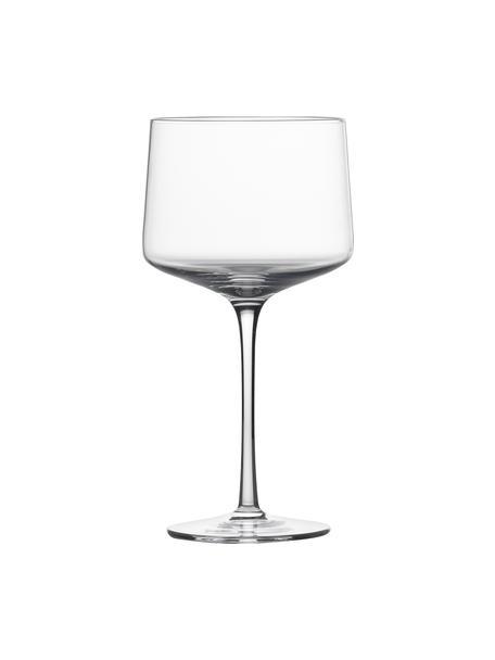 Kieliszek do wina Copa, 2 szt., Szkło kryształowe, Transparentny, Ø 9 x W 19 cm