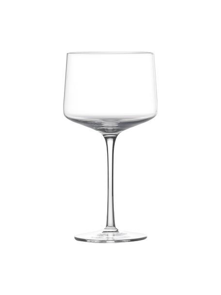 Wijnglazen Copa, 2 stuks, Kristalglas, Transparant, Ø 9 x H 19 cm