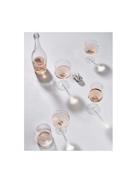 Copas de vino Copa, 2uds., Cristal, Transparente, Ø 9 x Al 19 cm