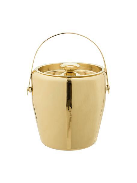 Eiseimer Royal in Gold, Edelstahl, Goldfarben, Ø 19 x H 20 cm