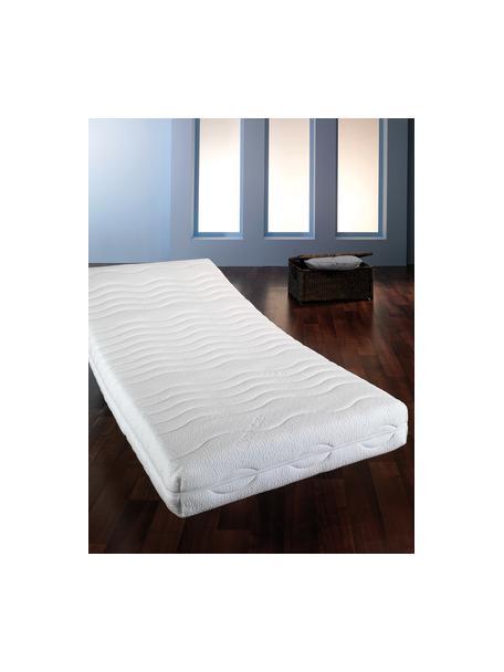 Kaltschaum-Matratze Vital, Bezug: Doppeljersey-TENCEL® (56%, Weiß, 80 x 200 cm