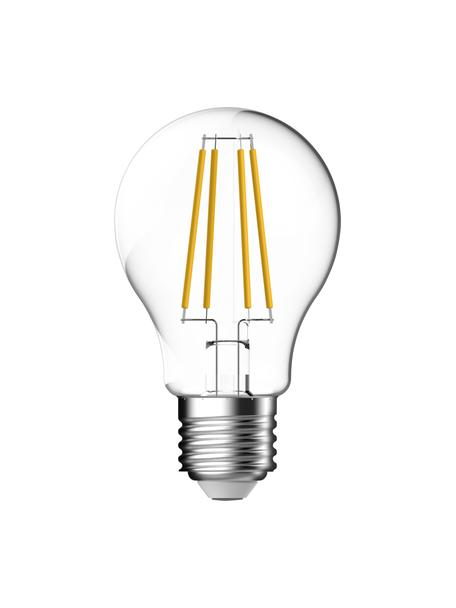 Lampadina E27, 1055lm, dimmerabile, bianco caldo, 1 pz, Lampadina: vetro, Trasparente, Ø 6 x Alt. 10 cm