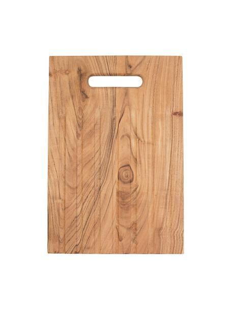 Acaciahouten snijplank Bert, L 38 x B 25 cm, Acaciahout, Acaciahoutkleurig, 25 x 38 cm