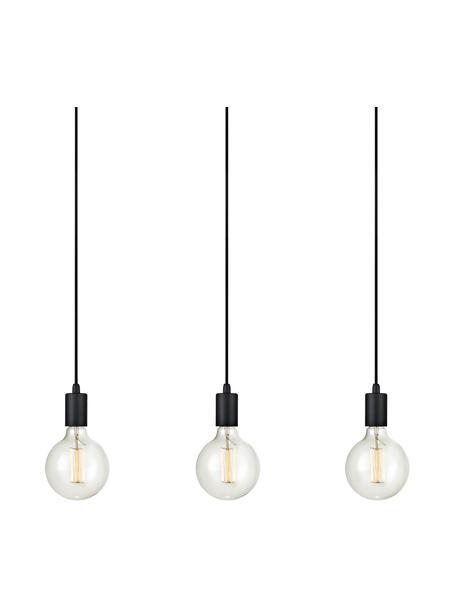 Lampa wisząca Sky, Czarny, S 75 x W 160 cm