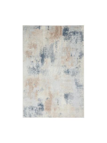 Alfombra de diseño Rustic Textures II, Parte superior: 51%polipropileno, 49%po, Reverso: 50%yute, 50%látex, Tonos beige, gris, An 120 x L 180 cm (Tamaño S)