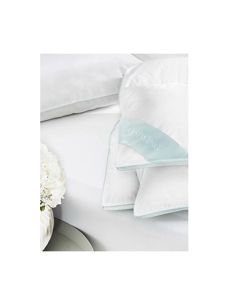 Puchowa kołdra Comfort, bardzo lekka, Biały, S 135 x D 200 cm