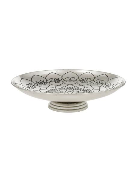 Bowl decorativo Toledo, Metal, Metal, Ø 27 x Al 7 cm