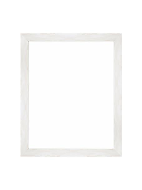 Fotolijstje Magic, Lijst: gelakt Monterey-grenenhou, Wit, 24 x 30 cm