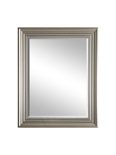 Espejo de pared Haylen, Espejo: cristal, Platino, An 64 x Al 79 cm