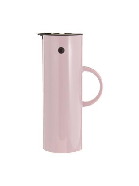 Thermoskan EM77 in glanzend roze, 1 L, ABS met glazen inleg, Lavendelkleurig, 1 l