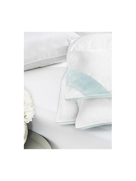 Daunen-Bettdecke Comfort, Vierjahreszeiten, Hülle: 100% Baumwolle, feine Mak, Vierjahreszeiten, 135 x 200 cm