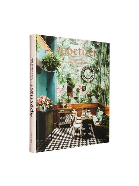 Libro Appetizer, Carta, cornice rigida, Multicolore, P 24 x P 30 cm